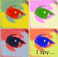 #ISpy #2: I spy with my little eye something beginning with g.