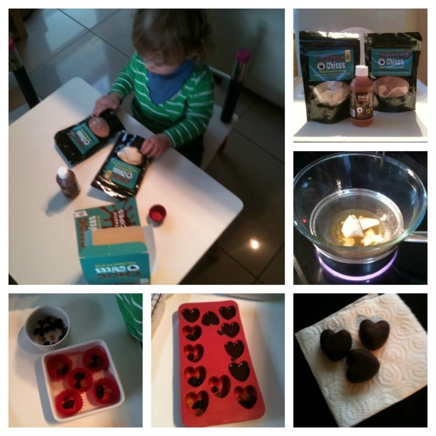 Chocolate Making Kit for Kids