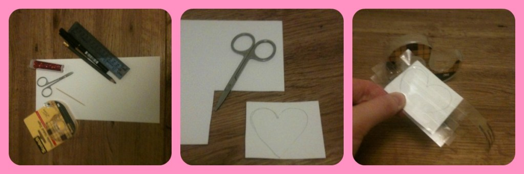 Simple Children's Valentines Craft