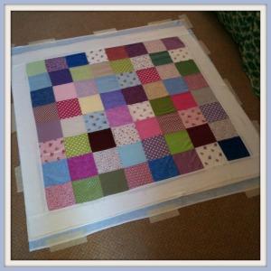 Layering quilt