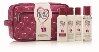 Prize Draw: Happy Mum-To-Be Day from Cussons Mum & Me