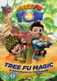 Product review: Magical Fun With Tree Fu Tom: Tree Fu Magic!