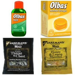 April Prize Draw: Win a Seasonal Care Package from Olbas and Jakemans