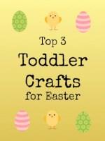 Toddler Craft Easter