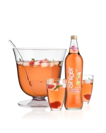 Prize Draw: Win 12 Bottles of Limited Edition Raspberry and Rhubarb Punch from Shloer