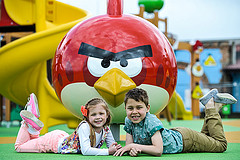 Lightwater Valley Angry Birds Activity Park
