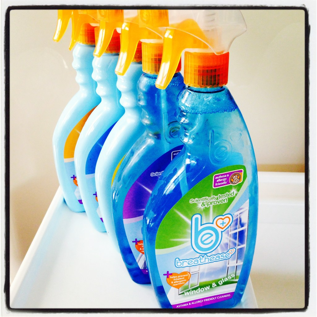 Prize Draw: Win A Complete Home Cleaning Kit From Breathease