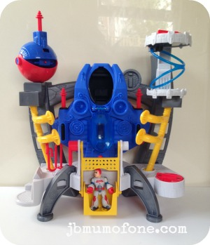 Imaginext Alpha Explorer