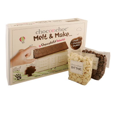 Win a Melt and Make Chocolate Construction Kit From Choc on Choc