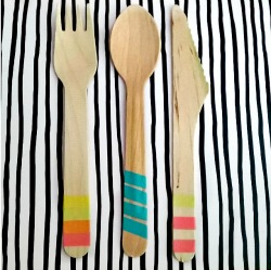 picnic cutlery from mummy alarm