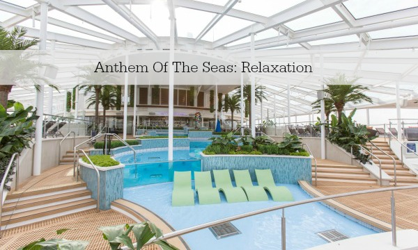 Anthem of the Seas: The Solarium