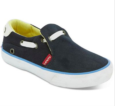 Levis boat shoes