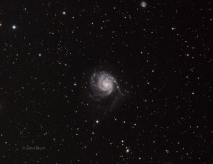 M101, Pinwheel Galaxy, NGC 5457