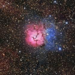 M20, Trifid Nebula