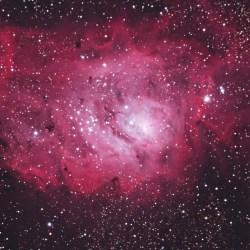 M8, Lagoon Nebula, NGC 6523