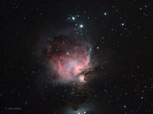 M42, NGC 1976, Orion Nebula