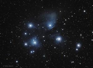 M45, Pleiades