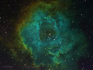 Rosette Nebula, NGC 2237, Caldwell 49