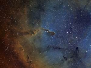 IC 1396, IC 1396A, Elephant Trunk Nebula