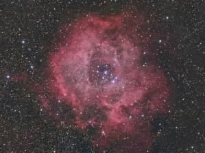 Rosette Nebula, NGC 2237, NGC 2238, NGC 2239