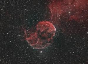 IC 443, Jellfish Nebula