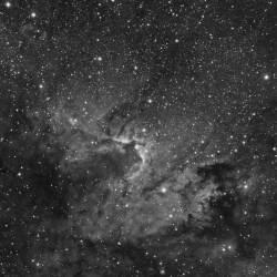 Cave Nebula, SH2-155, Caldwell 9