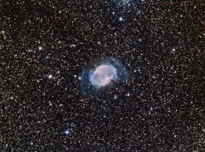 M27, Messier 27