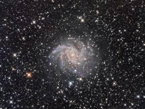 NGC 6946, Fireworks Galaxy