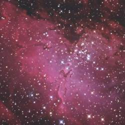 M16, Messier 16, Eagle Nebula, Star Queen Nebula, IC 4703