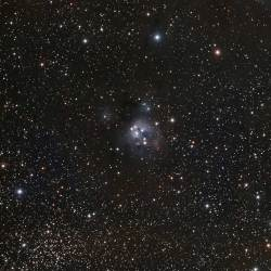 NGC 7129,IC 5132,IC 5133,LDN 1183