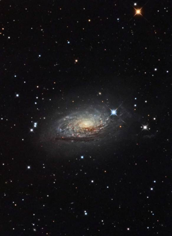 M63,NGC5055,Sunflower Galaxy
