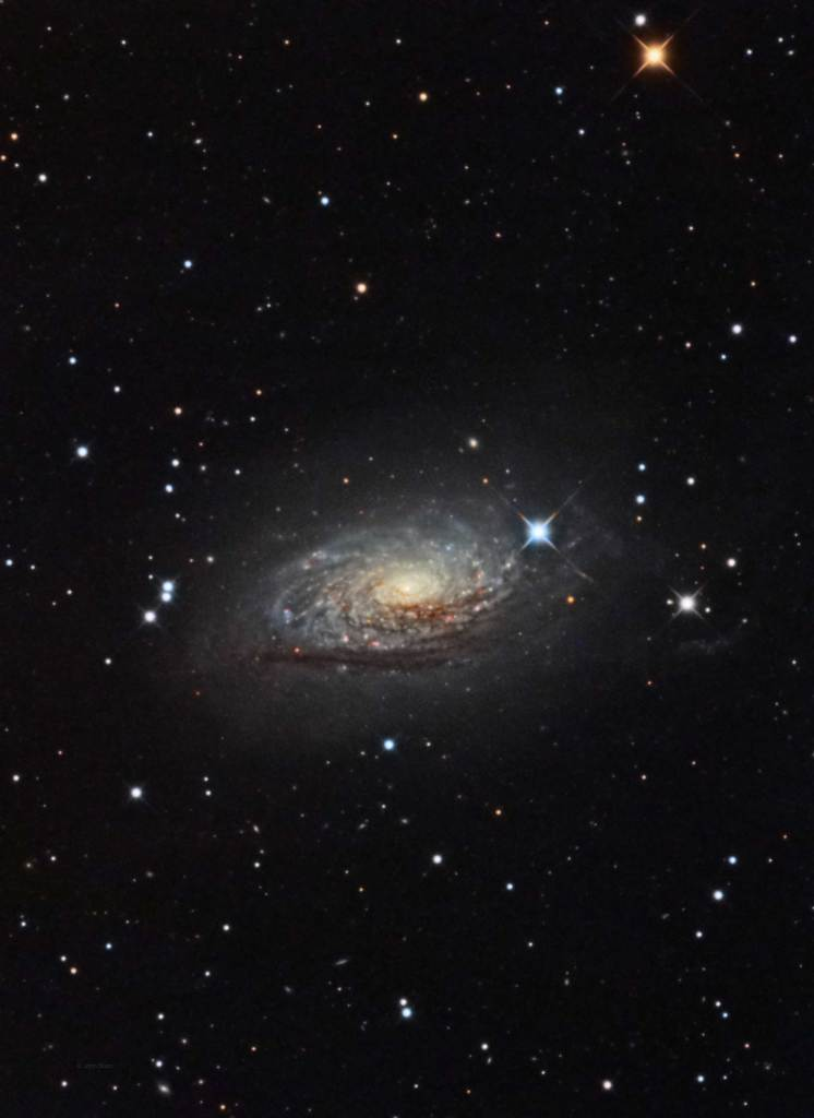 M63,NGC5055,Sunflower Galaxy