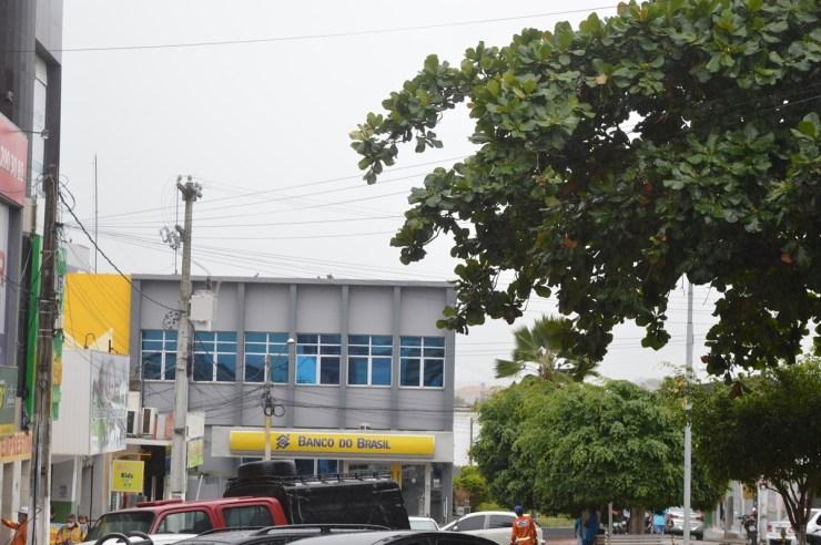 O BANCO DO BRASIL, foi a primeira instituição bancaria do nosso município