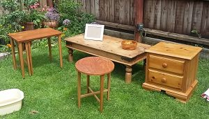 car boot sale furniture