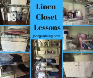 Linen Closet Lessons