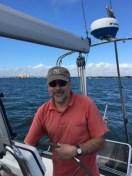 Départ de Dinner Key marina, 1er mars 2017