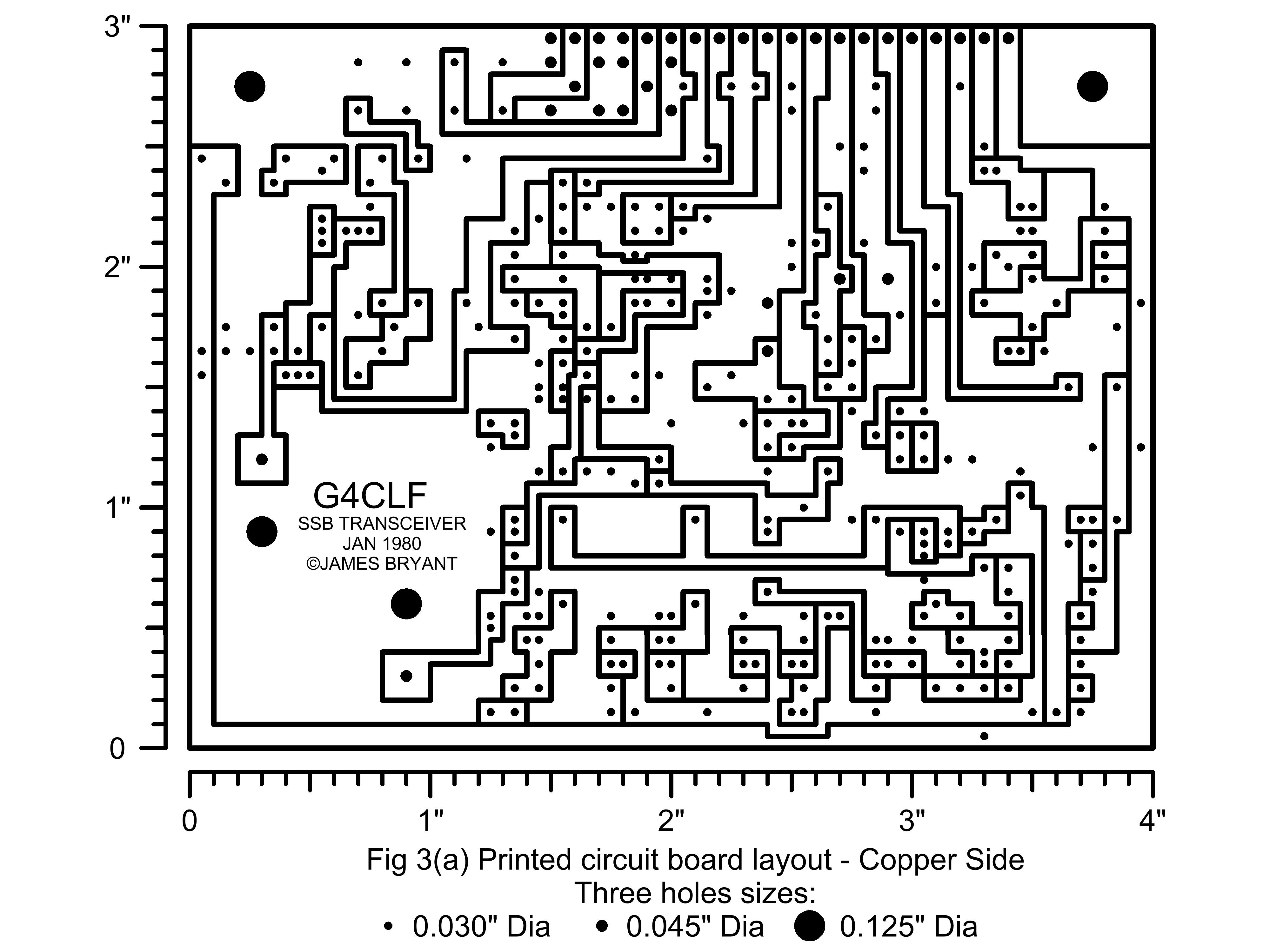 The G4clf Ssb Transceiver