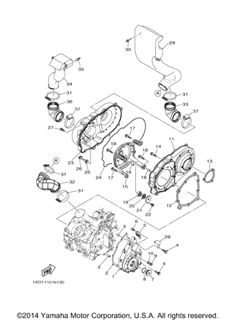 Wiring Diagram 2014 Yamaha Viking Viking Parts Diagram Viking Pump