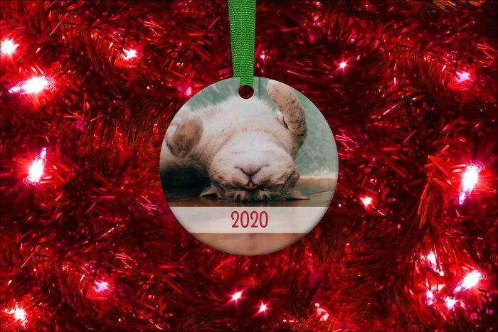 Cat Connection Ornament