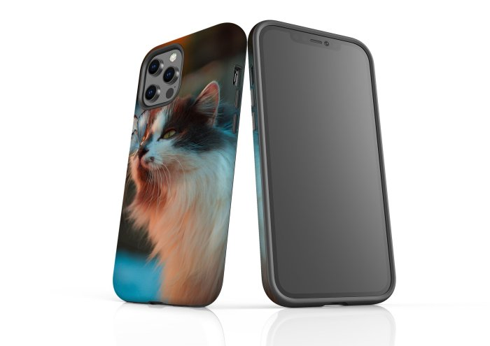 Cat Connection Phone Case