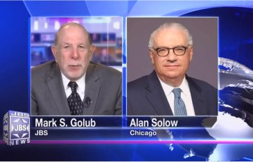 Alan Solow on Politics