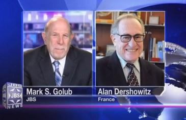 Dershowitz on Comey