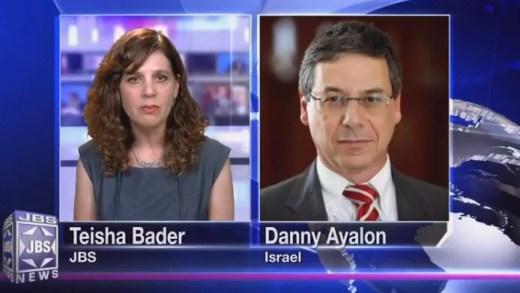 Murders Near Temple Mount