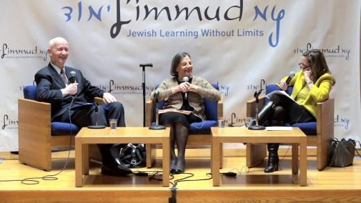 Blu and Yitz Greenberg