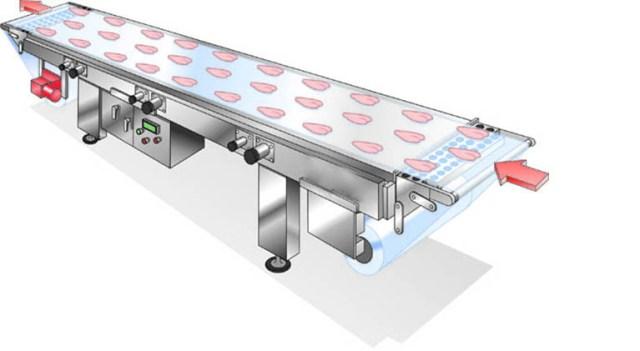 Crust Freezer diagram