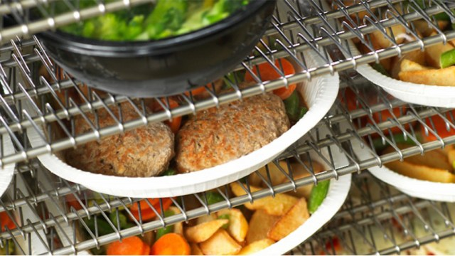JBT GYRoCOMPACT 60 Spiral Freezer_ready meals