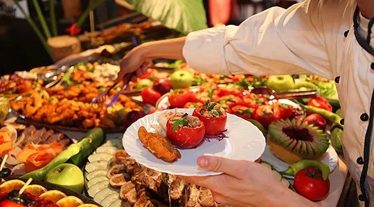 Image result for buffet images