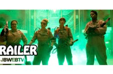 Ghostbusters Trailer Announcement