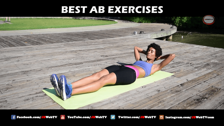 ABS EXERCISE ROUTINE