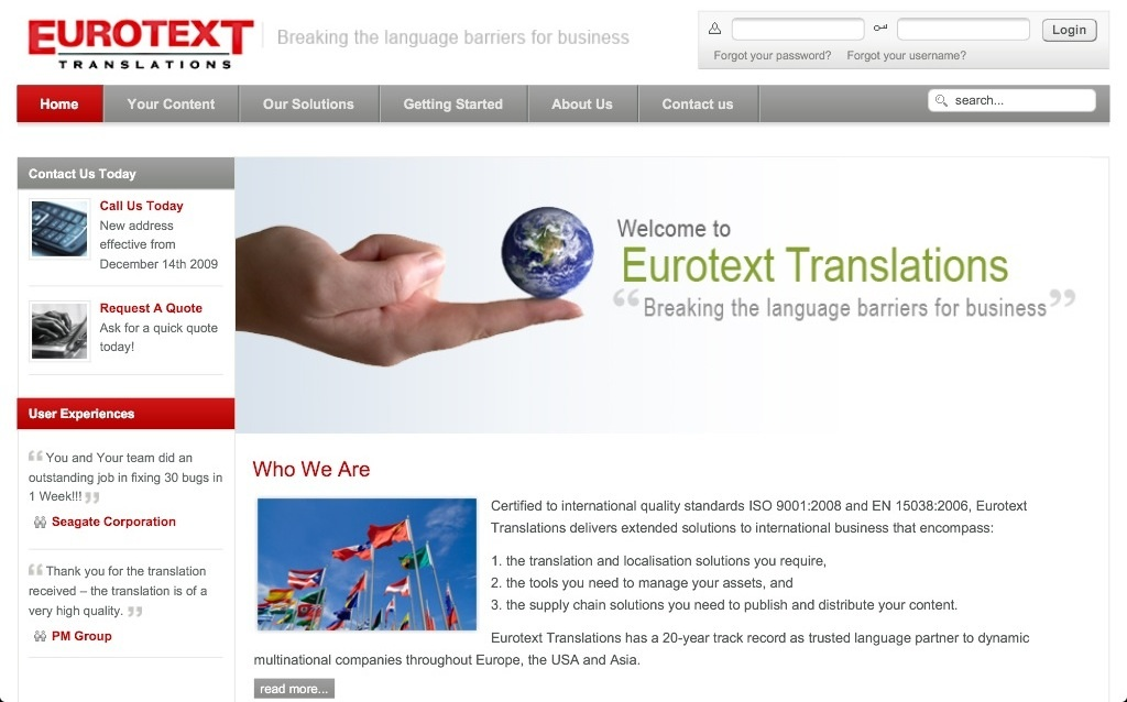 Eurotext Translations